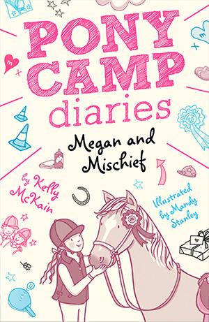 Megan & Mischief book cover.
