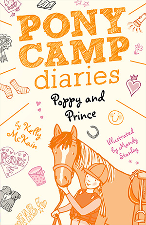 Poppy & Prince book cover.