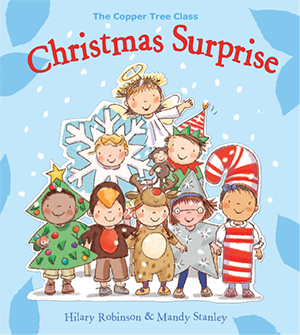 Christmas Surprise - illustrated by Mandy Stanley