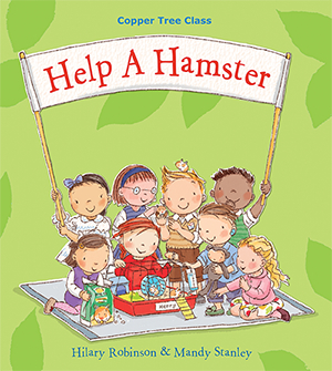 Help A Hamster - illustrated by Mandy Stanley