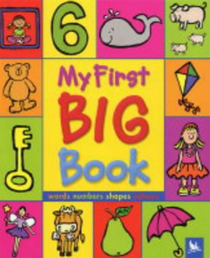My First Big Book - by Mandy Stanley