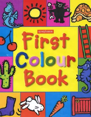 My First Colour Book - by Mandy Stanley