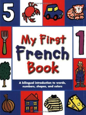 My First French Book - by Mandy Stanley