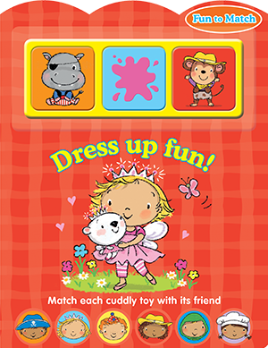 Dress up fun! - by Mandy Stanley
