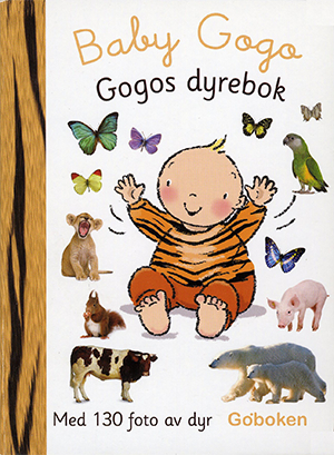 Gogos dyrebok - Goboken, illustrated by Mandy Stanley