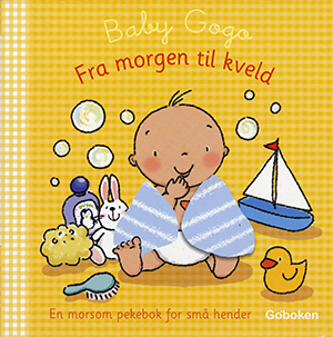 Fra morgen til kveld - Goboken, illustrated by Mandy Stanley