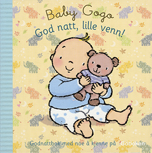 God natt, lille venn! - Goboken, illustrated by Mandy Stanley