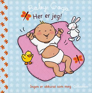 Her er jeg! - Goboken, illustrated by Mandy Stanley