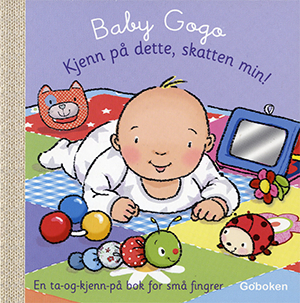 Kjenn pa dette, skatten min! - Goboken, illustrated by Mandy Stanley