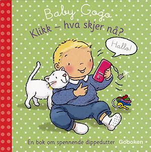 Klikk - hva skjer na? - Goboken, illustrated by Mandy Stanley