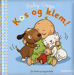 Kos og klem! - Goboken, illustrated by Mandy Stanley