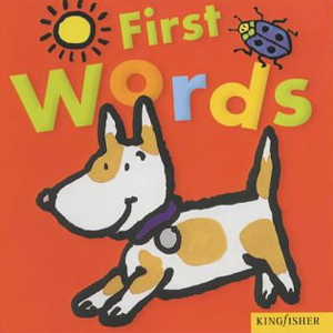 First Words - by Mandy Stanley
