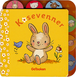 Kosevenner - Goboken, illustrated by Mandy Stanley