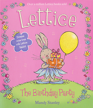 The Birthday Party, Lettice - Mandy Stanley
