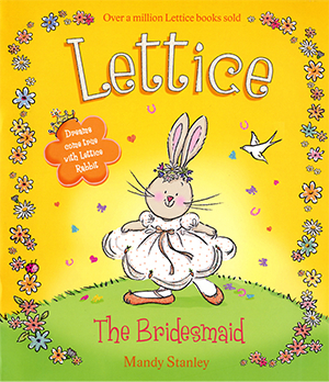 The Bridesmaid, Lettice - Mandy Stanley