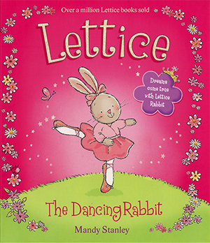 The Dancing Rabbit, Lettice - Mandy Stanley