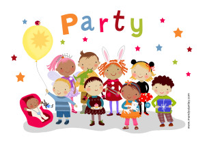 Party placemat download