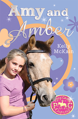 Amy & Amber, The Pony Camp Diaries