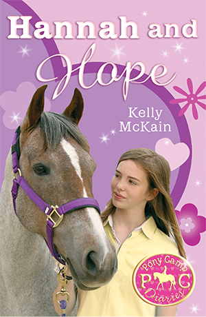 Hannah & Hope, The Pony Camp Diaries