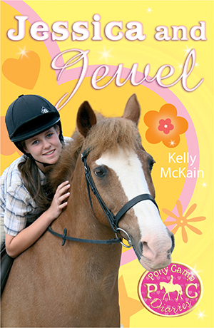 Jessica & Jewel, The Pony Camp Diaries