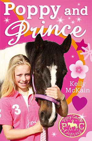 Poppy & Prince, The Pony Camp Diaries