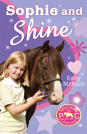 Sophie & Shine , The Pony Camp Diaries