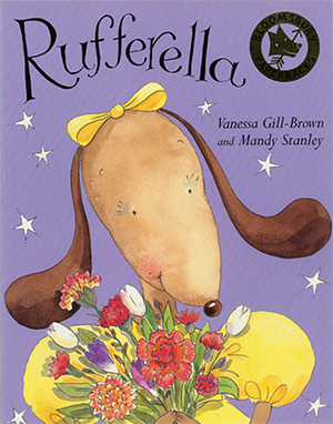 Rufferella - Illustrated by Mandy Stanley