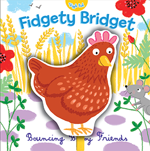 Fidgety Bridget - illustrated by Mandy Stanley