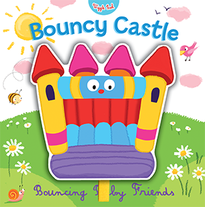 Bouncy Castle - illustrated by Mandy Stanley