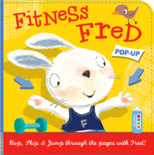 Fitness Fred, by Mandy Stanley