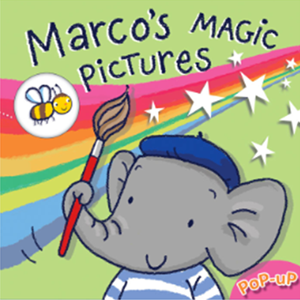 Marco's Magic Paintbrush, by Mandy Stanley