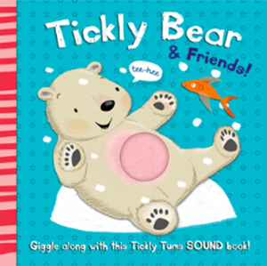 Tickly Bear and Friends, by Mandy Stanley