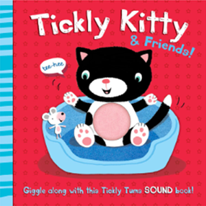 Tickly Kitty and Friends, by Mandy Stanley