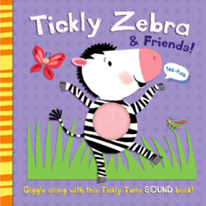 Tickly Zebra and Friends, by Mandy Stanley
