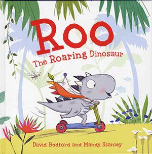 Roo, The Roaring Dinosaur