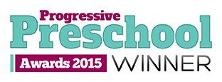 Progressive Preschool Awards 2015 winner