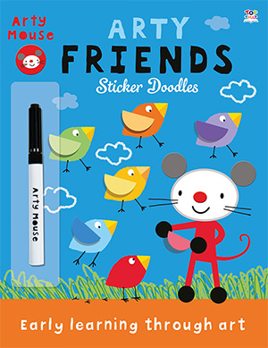 Arty Friends cover