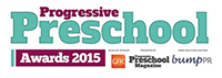 The Arty Mouse series is a finalist in the Progressive Preschool Awards 2015