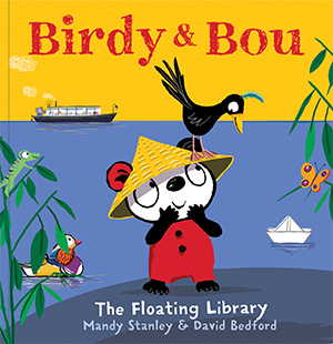 Birdy & Boo book cover