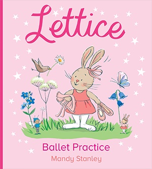 Book cover of Lettice Ballet Practice.