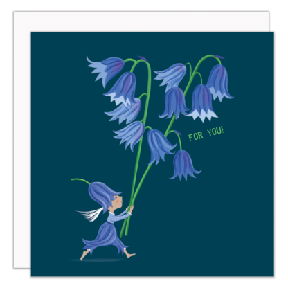 bluebell card